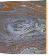 Storm - Original Nfs Wood Print