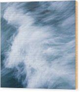 Storm Driven Wood Print