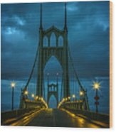 Stormy St. Johns Wood Print