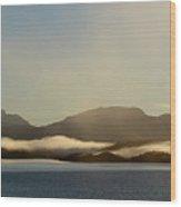 Straits Of Magellan Vi Wood Print