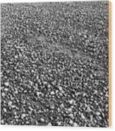 Strand #6 - Beach #6 Wood Print