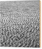 Strand #7 - Beach #7 Wood Print