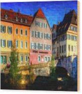 Strasbourg 1 Wood Print
