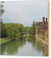 Stratford Upon Avon 2 Wood Print