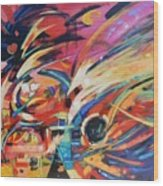Stravinsky Wood Print