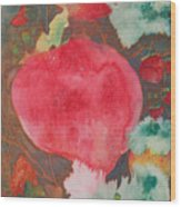 Strawberry Field Wood Print