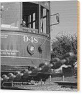 Streetcar 948 Wood Print