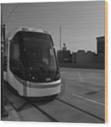 Streetcar Traditions Wood Print