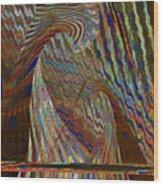 Stripe Amazement Bonding Wood Print