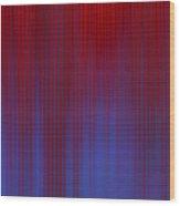 Stripes 842 Wood Print