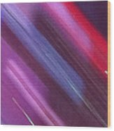 Stripes Abstract Wood Print