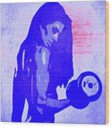 Strong Women 5 Wood Print