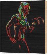 Strong Women 6 Wood Print