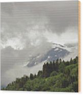 Stryn Lake And Jostedalsbreen National Park Wood Print