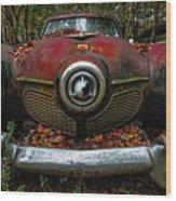 Studebaker Commander Wood Print