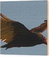 Studebaker Hawk Wood Print