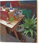Studio Still 3 Wood Print