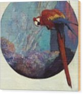 Study For Polly 1923 Wood Print
