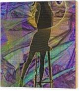 Stylin 2 Wood Print by Sydne Archambault