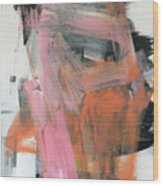 Subconscious Impressions Wood Print