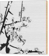 Sublime Wood Print