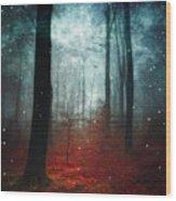 Substance Wood Print