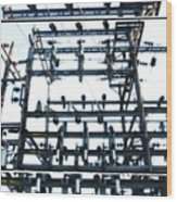 Substation Wood Print