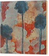 Sueno-del-verano Wood Print