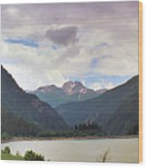 Sufnersee View Wood Print