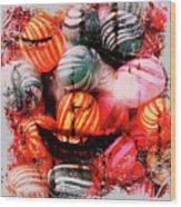 Sugar Me Baby Wood Print