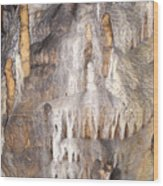 Sugar Mountain Wood Print