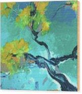 Suggestioni Orientali Wood Print