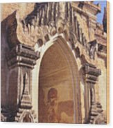 Sulamani Temple Wood Print