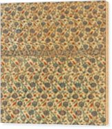 Sultan Ahmed Mosque Tiles Wood Print