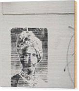 Sultan Wood Print