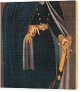 Sultan Mahmud II Wood Print