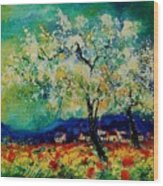 Summer 5691235 Wood Print