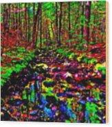 Summer B2015 78 Wood Print