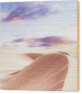 Summer Sands Wood Print