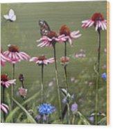 Summerlands Wood Print