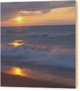 Summers Breath 4 Wood Print