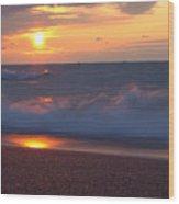 Summers Breath 6 Wood Print