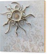 Sun Catcher Wood Print