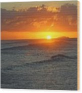 Sun Isabela Wood Print