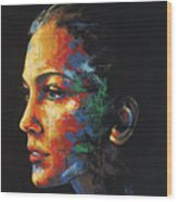 Sun Kissed - With Hidden Pictures Wood Print
