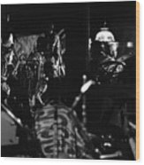 Sun Ra Arkestra At The Red Garter 1970 Nyc 1 Wood Print