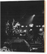 Sun Ra Arkestra At The Red Garter 1970 Nyc 20 Wood Print