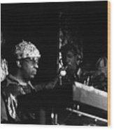 Sun Ra Arkestra At The Red Garter 1970 Nyc 23 Wood Print