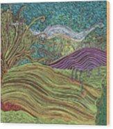 Sun Valley Wood Print