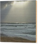 Sun Whisper Wood Print
